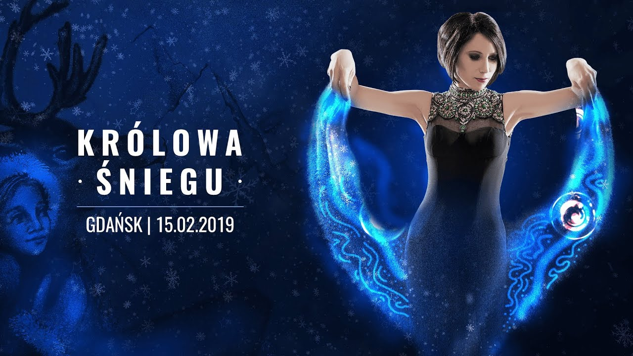wyprzedaż ze zniżką online tutaj amazonka Królowa Śniegu Bajkowe Artystyczne Widowisko Teatru Piasku Tetiany  Galitsyny w Gdańsku