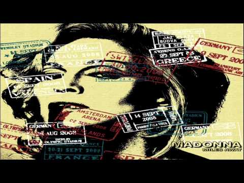 Madonna  Miles Away Radio Edit  TV Edit