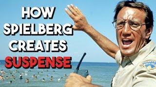 Jaws - How Spielberg Creates Suspense On The Beach