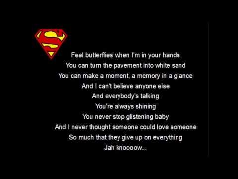 Tarrus Riley - Superman LYRICS