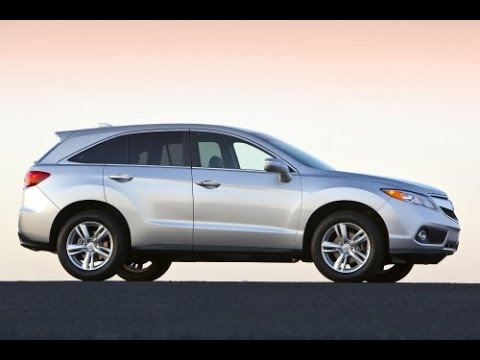 2015 Acura RDX Start Up And Review 3.5 L V6