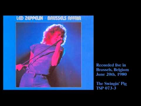 Led Zeppelin - Brussels Affair (2/4)