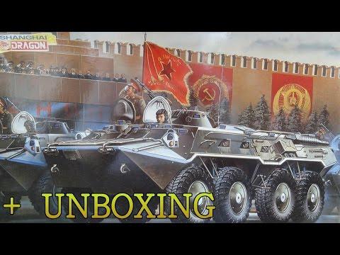 BTR-80 (1/35 DRAGON KIT)