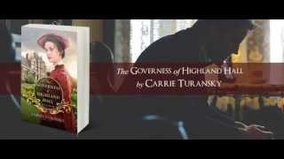 The Governess of Highland Hall Novel Trailer