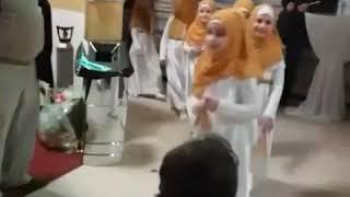 Германия.г.Киль.Мавлид.10.12.2017.выступление детей.дети с разных стран и чеченцы .(часть 2)