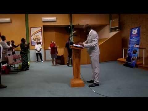 CGMi Australia Prophetic Night 2nd Day 001 with Prophet Charles Makoundi