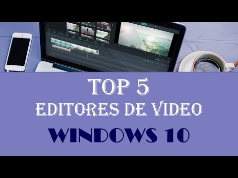 Mejores programas para editar vídeo en Windows 10 --TOP 5