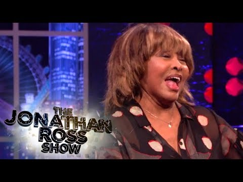 Tina Turner Still Has the Moves! - The Jonathan Ross Show