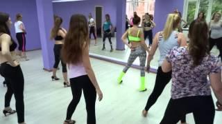 Урок GO-GO (видео-обзор). Школа танцев GALAXY