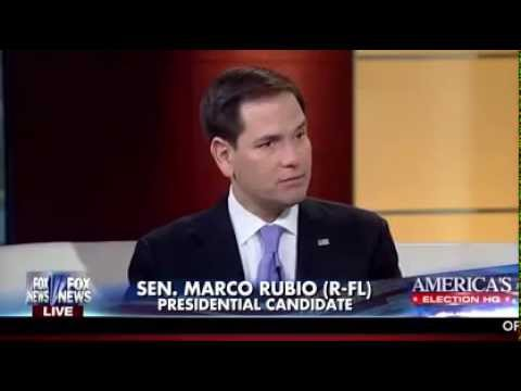 Marco Stops by Fox and Friends