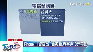 iPhone11資費出