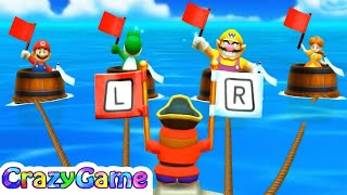 Mario Party The Top 100 - All Survival Minigames Gameplay
