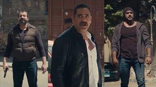 أول لقاء يجمع بروسلي وصدام مع سليم الانصاري في الحلقة الرابعة من مسلسل #كلبش3