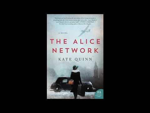 Kate Quinn Interview - The Alice Network Mp3