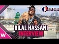 Bilal Hassani Roi France 2019 INTERVIEW London Eurovision Party 2019 mp3