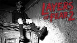 ПАЦАНЫ СО СМЕНЫ ► Layers of Fear 2 #3