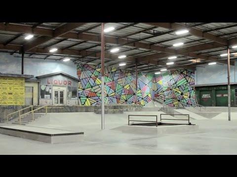 true skate all skateparks