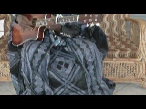Guinée • Amadou Sodia Décoré Comme Messager Universel De La Paix