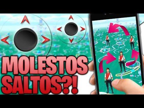 ¡MALDITOS SALTOS! SOLUCION A SALTOS LOCOS DE UBICACION CON MEJOR HACK POKEMON GO 0.91.2 JOYSTICK