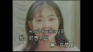 เพลง เถียน มี มี่ - คาราโอเกะ