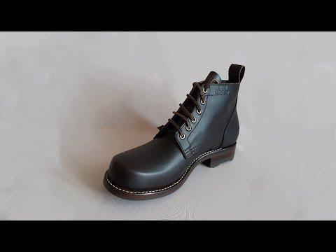 Обзор ботинок Bootfury V6-m