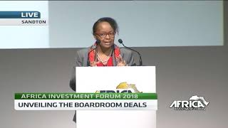 Multi- million dollar deals sealed at the inaugural Africa Investment Forum