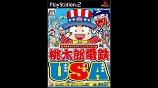 桃太郎電鉄USA BGM集
