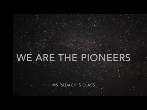 Oswegatchie Elementary School - We Are The Pioneers