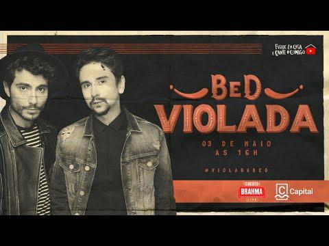 Bruninho & Davi - Live Violada - #FiqueEmCasa e cante #Comigo!