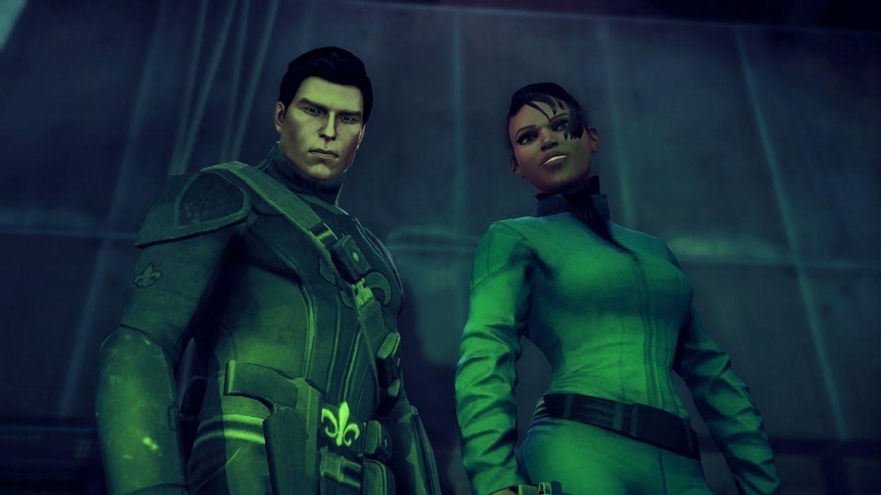 Download Saints Row 4 - From Asha with Love (PC) Playthrough