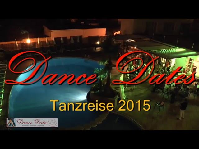 Dance Dates Werbevideos Tanzreise West Coast Swing 2015