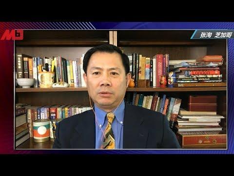 张洵:中美贸易战或引发台海危机,中国将分裂为三个文化圈