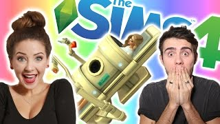 Having A Baby!! | Zalfie Sims 4 #8
