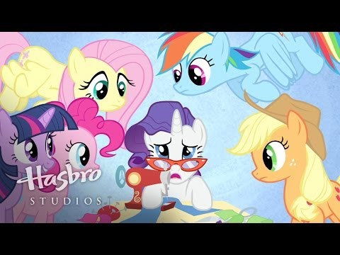 My Little Pony: Friendship is Magic - 'The Art of the Dress' Music Video