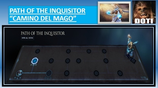 Battle Pass Winter 2017 - Path of the Inquisitor