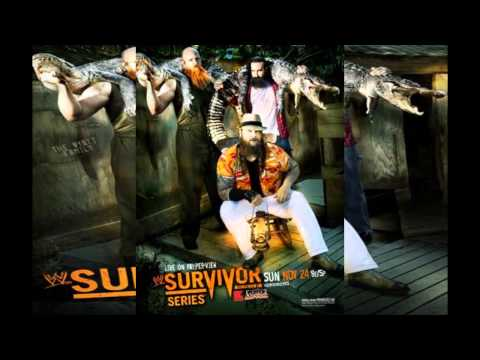 """WWE Survivor Series 2013 Official Theme Song """"How I Feel by Flo Rida"""""""