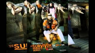 "WWE Survivor Series 2013 Official Theme Song ""How I Feel by Flo Rida"""