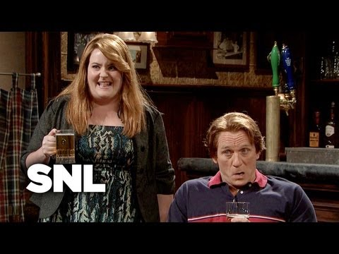 Bill Hader Got Kicked Out of Kate McKinnon's 'SNL ...