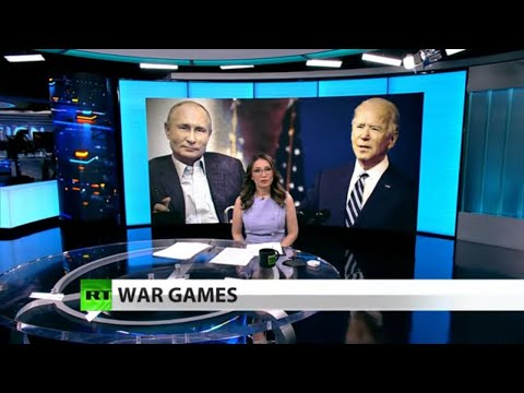 FULL SHOW: NATO wages war games in EU ahead of meeting with Russia