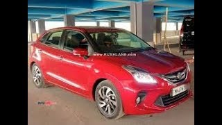 Toyota Glanza 2019 Review Interior & Exterior Design