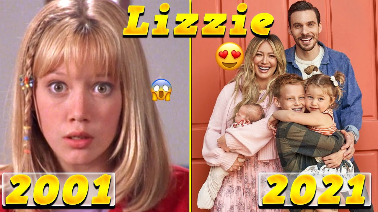Lizzie McGuire Real Age and Life Partners 2021