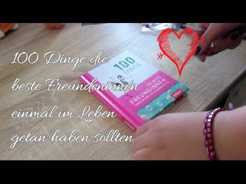 100 Dinge die beste Freundeninnen einmal im Leben getan haben sollten | Info
