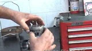 Clean rings Stuff pistons Torque crank on Miata MX-5 Mike