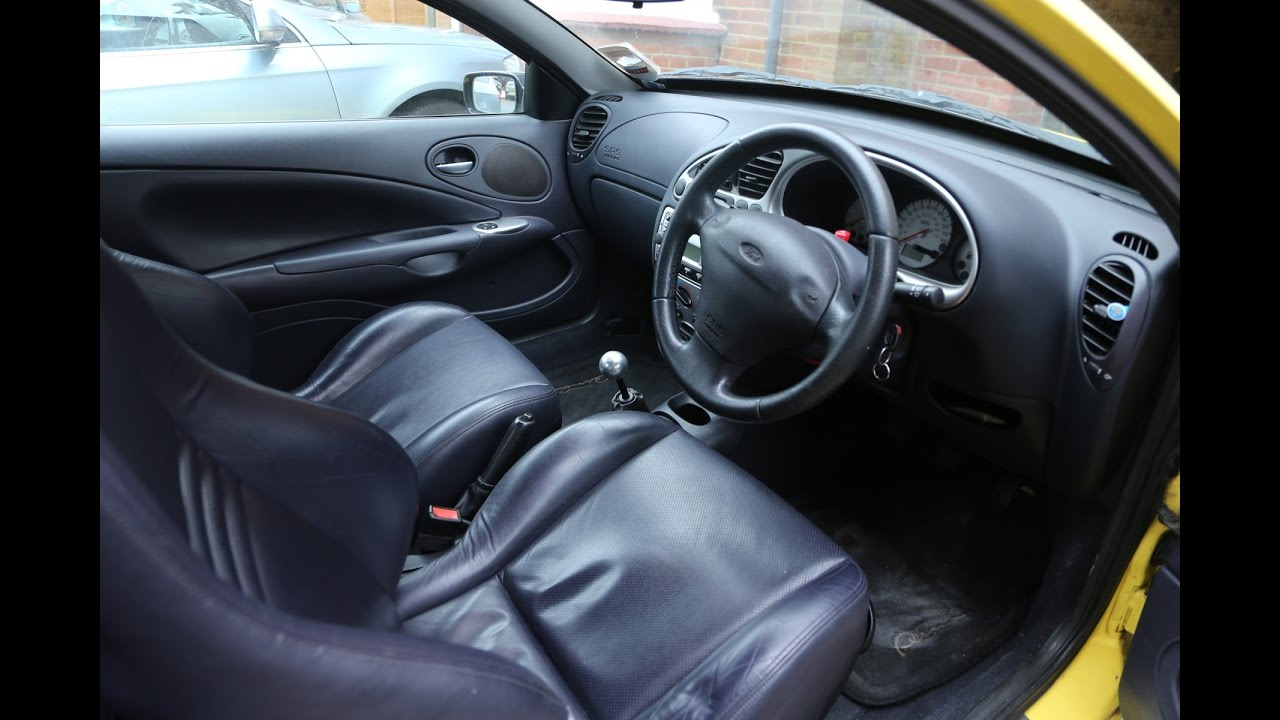 How To Remove Ford Fiesta Puma Ka Front Seats Fitting And Replacement