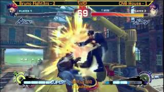 WP CUP 2012 Bruno Fight3rs x CNB. House Grand Finals