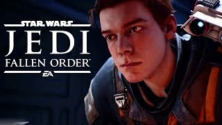 Star Wars Jedi: Fallen Order - Official Demo Gameplay Premiere | E3 2019