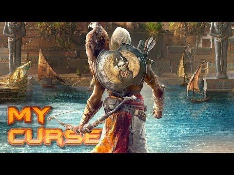 【GMV】Assassin's Creed Origins - My Curse |