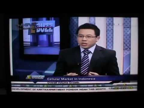 140207_MNC Business Channel -- Economic Buzz: Rise in Indonesia's mobile phone market Indonesia's