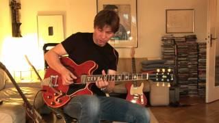1967 Gibson ES-335, cherry Part4