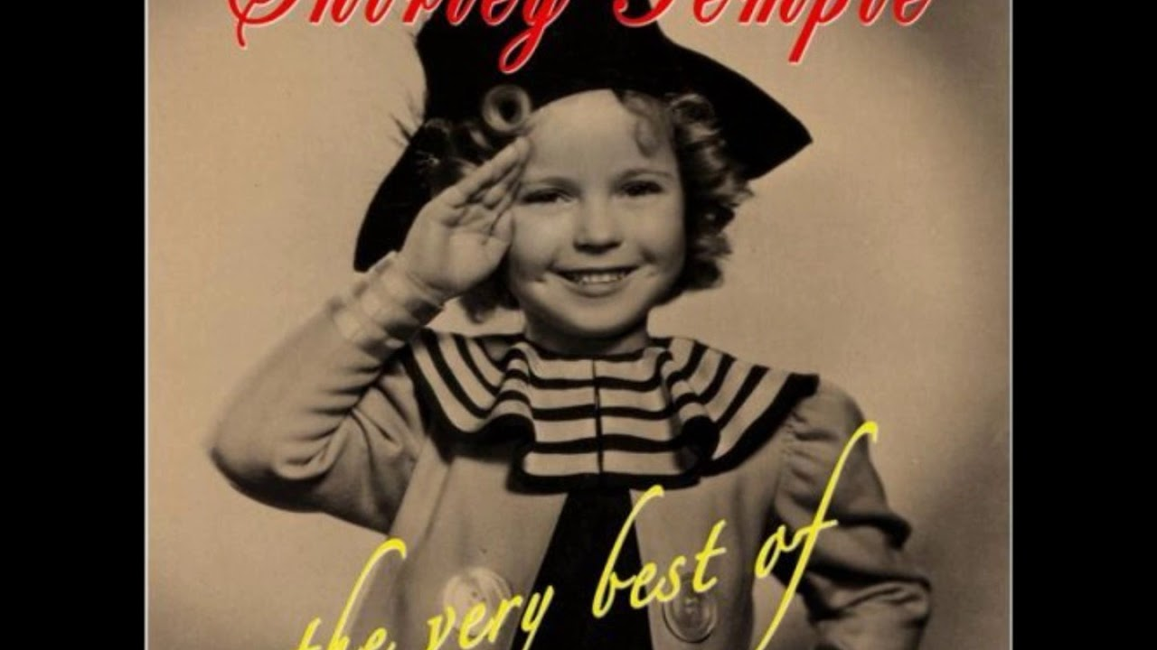 Shirley Temple Animal Crackers In My Soup Full Song Youtube
